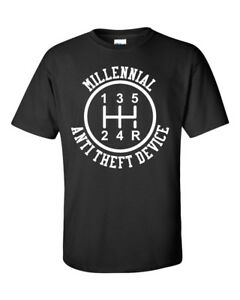 Millennial-Anti-Theft-T-Shirt-Street-Outlaws-Race-Strip-jdm-turbo-Drag-Racing