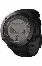 NUOVO * Suunto Ambit 3 verticale Blac Multisport GPS Watch-ss021965000 RRP £ 325