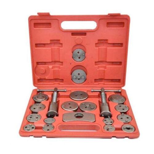 Étrier de frein universel nouveau piston rewind wind back tool kit 22 34 pièces ensemble