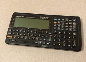 SHARP-Pocket-Computer-PC-G850V