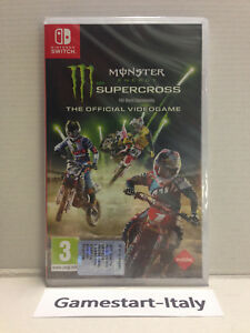 MONSTER-ENERGY-SUPERCROSS-NINTENDO-SWITCH-VIDEOGIOCO-PAL-NUOVO-SIGILLATO-NEW