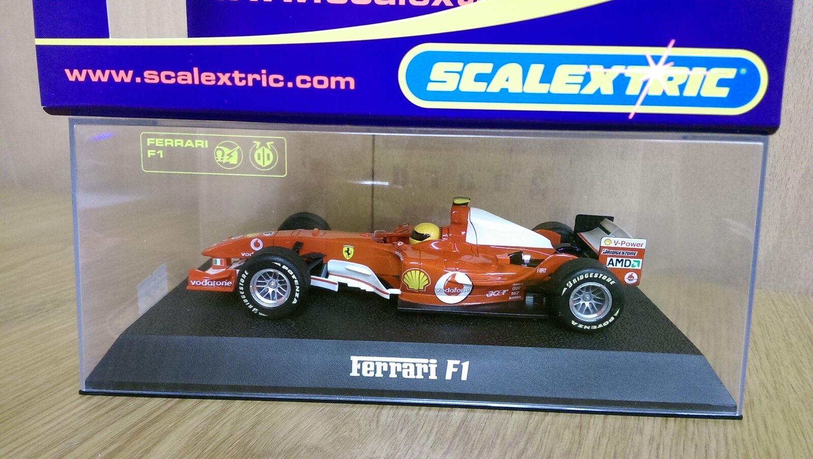RARE Original SCALEXTRIC C2752 Ferrari F1 2006 No.6 Felipe Massa NEW