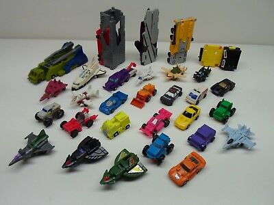 Micromasters Choice Transformers G1 Hasbro Micro Masters Action Figures1990