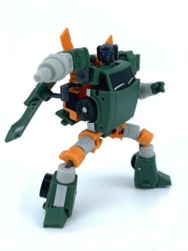 Transformers MS-TOYS Magic Square MS-B10 Crane Hoist,In stock!