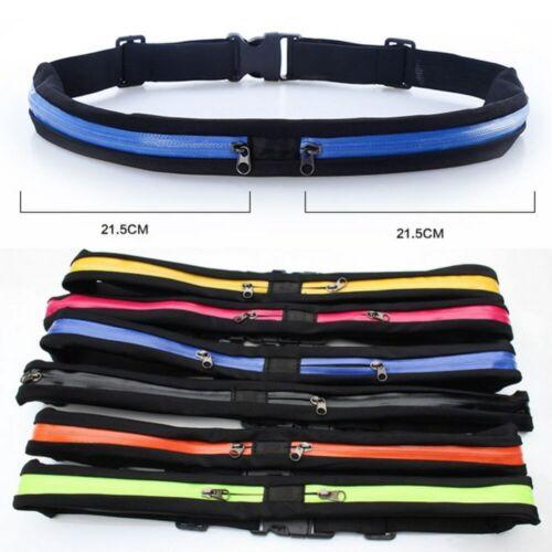 50/% OFF TODAY ONLY! Jogging Gym Workout Slim Waist Pocket Belt