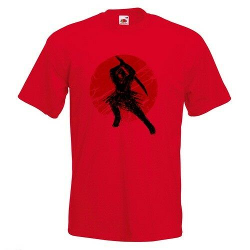 Ancient Samauri jose PRINTED T-SHIRT tee-shirt tshirt Art