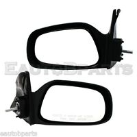 For Toyota Corolla Driver And Passenger Pair Set Door Mirror