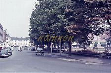 35mm colour slide - EXMOUTH, Devon - Town Centre - September, 1964.