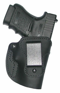 High-Noon-Holsters-Bare-Asset-Black-leather-IWB-holster-for-GLOCK-handguns