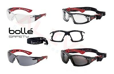 Bolle Rush SEALED RUSHPPSI Safety Glasses