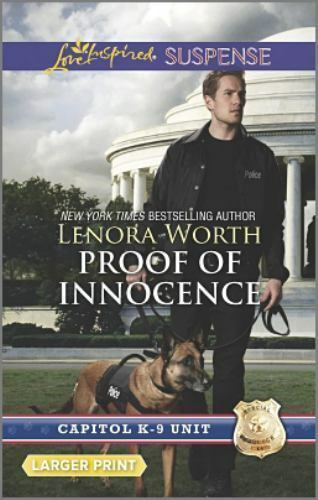Proof of Innocence (Capitol K-9 Unit) by Worth, Lenora