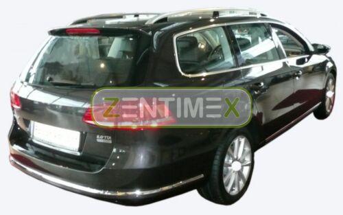 Z331105 SET Kofferraumwanne Gummifußmatten für VW Volkswagen Passat Alltrack Com