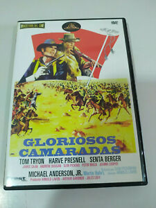 Gloriosos-Camaradas-Tom-Tryon-Region-2-DVD-Espanol-Ingles