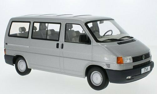 KK-SCALE VW bus T4 voitureavelle 1992  grau metalli 1 18 180264
