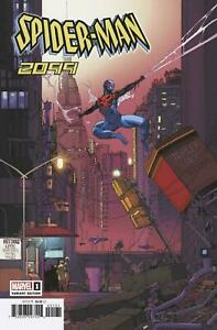 SPIDER-MAN-2099-1-VARIANT-1-25-TRAVEL-FOREMAN-RETAIL-INCENTIVE-NM