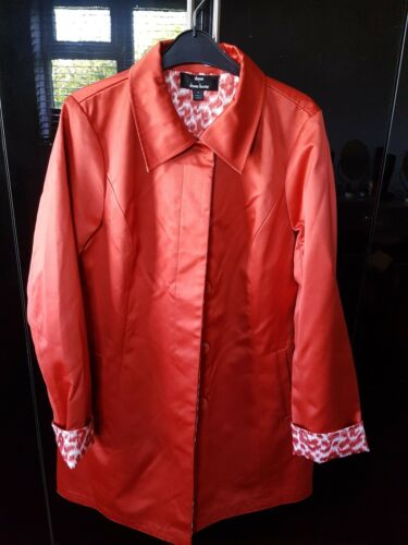 12 Reversible Dennis Print Plain S By 10 Uk Basso Jacket leopard vvapq