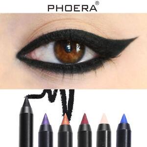 Smudge-Durata-Cosmetici-Affascinante-Matita-oculare-opaca-Trucco-degli-occhi