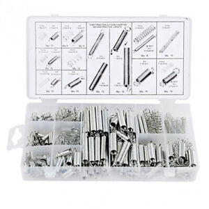 200-Spring-combination-Kit-Extended-Compression-Expansion-Springs-Assortment-Box