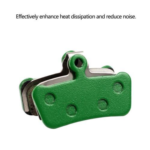 MTB Bike Brake Pad Ceramic Disc Brake Pads for SRAM Avid XO//E7//E9 Trail 4-piston