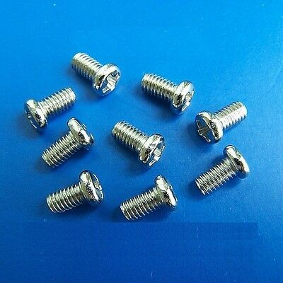 100 pcs M3x6mm M3*6MM Screw 3x6mm 6mm Match M3 Copper Cylinder