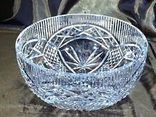 Waterford Crystal Master Cutter Collection Salad Bowl 8""