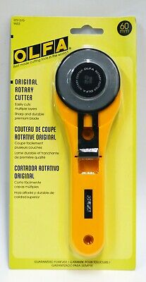 Safety Lock DRITZ Rotary Cutter 60 mm NEW