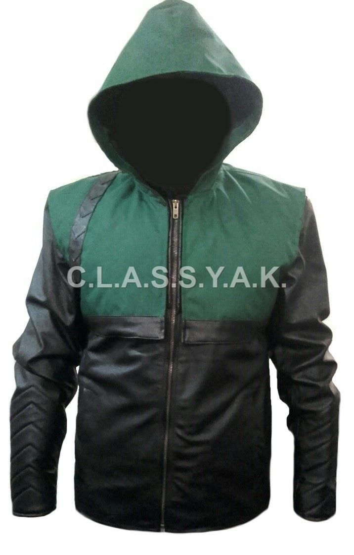Classyak männer Fashion Arrow leder jacke, High Quality, Xs-5xl