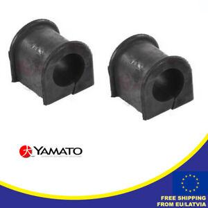 2-X-TOYOTA-YARIS-1999-2005-Vorder-Front-Stabiliser-Bushes-25mm-YAMATO