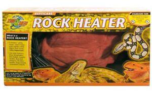 Best-Reptile-Heat-Rock-Terrarium-Heater-Heating-Lizard-Snakes-Pet-Mini-Size-New