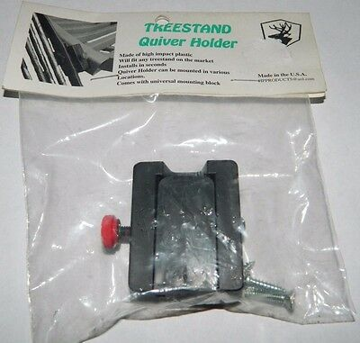 NEW High Point Tree Stand Quiver Holder Free Shipping Made in USA