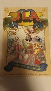 JLA-The-Island-Of-Dr-Moreau-1-2002-DC-Comics-Thomas-Pugh-Mulvihill