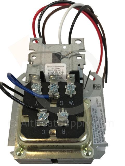 Honeywell Tradeline R8285 A 1048, Control Center / Fan Controller on