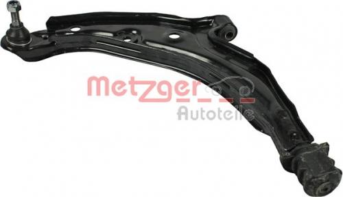 Lenker, Radaufhängung für Radaufhängung Vorderachse METZGER 58028701