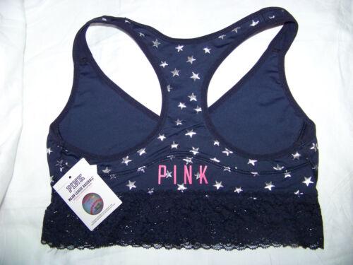 Victoria/'s Secret PINK New York Yankees Sports Bra NWT