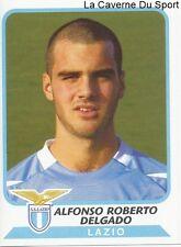 ALFONSO ROBERTO DELGADO ESPANA LAZIO STICKER CALCIATORI 2004 PANINI
