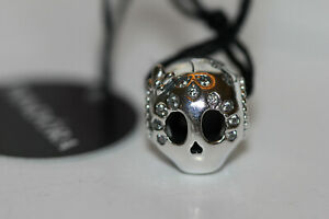 eed6305de Image is loading AUTHENTIC-NEW-SPRING-2019-PANDORA-SPARKLING-SKULL-CHARM-