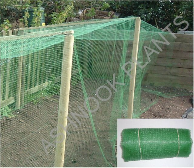 5M x 4M Commercial Garden Netting  - Ponds, Cages, nets. FEBRUARY SALE !!!!