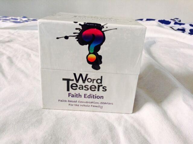Word Teasers Faith Edition