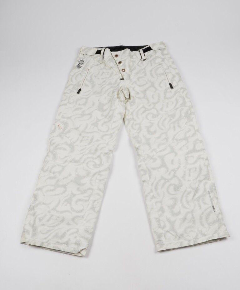 Peak Performance Estampado Hipe women Pantalones Esquí size M, Auténtico