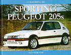 Sporting Peugeot 205s by Dave Thornton (Hardback, 1997)