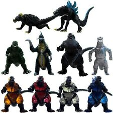 NEW 10pcs Godzilla Monsters action figures figurines toy