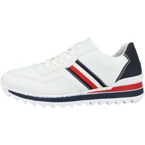 Details zu Rieker M6923 80 Schuhe Damen Antistress Freizeit Sneaker Halbschuhe Schnürschuhe