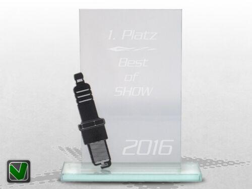 Kart Pokale Racing Trophy Glaspokal Pokale Glas Glaspokale mit Gravur Racing 2