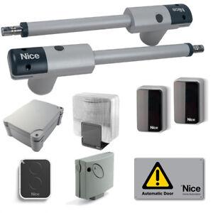 Nice-TOO3000KCE-230v-Ram-Type-Swing-Gate-Opener-Kit