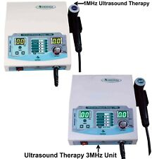 Combo Ultrasound 1mhz Amp 3mhz Therapy Unit Ultrasound 13mhz Therasonic Machine