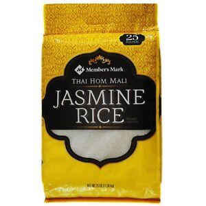 Member-039-s-Mark-Thai-Jasmine-riso-25-LB-SPEDIZIONE-GRATUITA-chicchi-di-riso