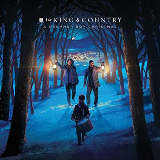 FOR KING & COUNTRY CD - A DRUMMER BOY CHRISTMAS (2020) - NEW UNOPENED