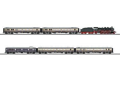 Fedele Trix 21928 Confezione Treni Rheingold 1928 6-pezzi Einmalserie # Nuovo In Con Le Attrezzature E Le Tecniche Più Aggiornate