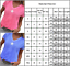 Women-Short-Sleeve-V-Neck-T-Shirt-Summer-Blouse-Tee-Shirts-Plus-Size-Tops-Casual thumbnail 2