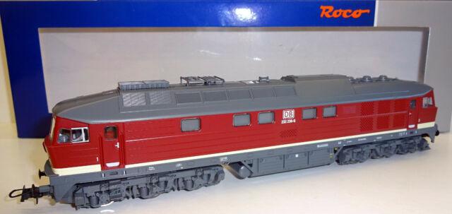 """Roco H0 52461 Diesellok BR 232 der DB AG """"DCC Digital + Henning-Sound"""" NEU + OVP"""